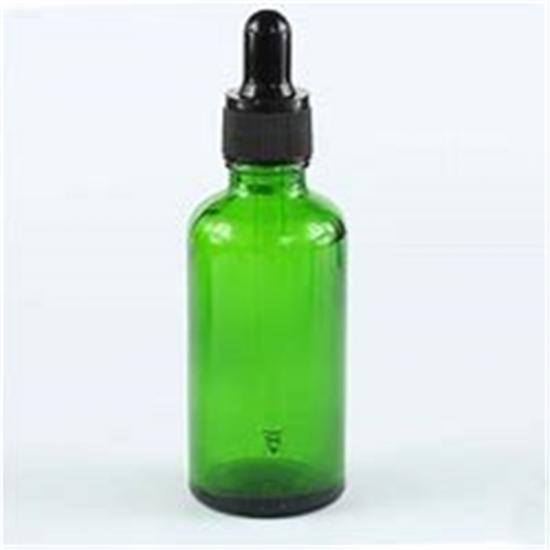 Glass Tincture Bottle