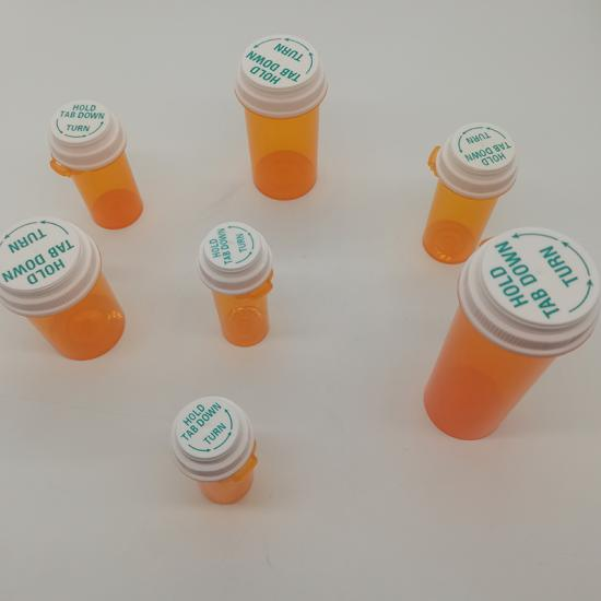 CR Medicine Container Bottles